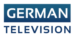 GERMAN TELEVISION Logo